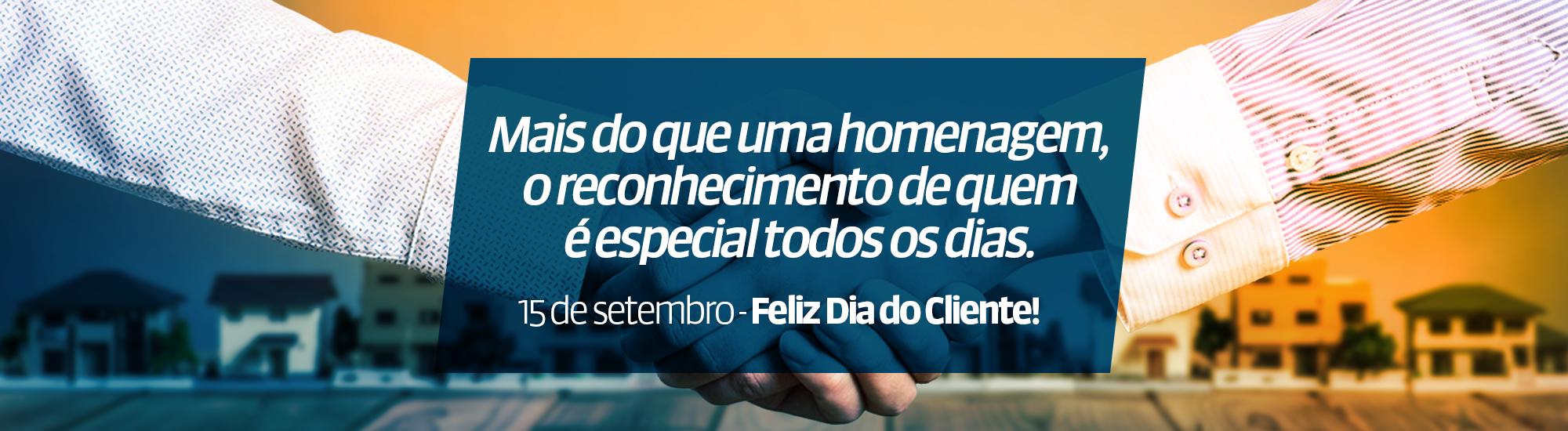 banner site OTIMIZE Dia do Cliente